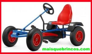 Karts a pedales Vigo